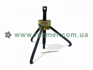 Universal Mechanical Bearing puller 120 mm / 2 or 3 arms / reversible jaw
