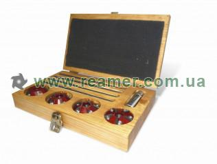 Valve seat cutter ø30-68 mm set Truck
